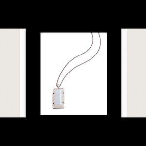 Kendra Scott Edith long Kyocera necklace nwt